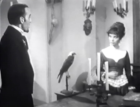 Castle of the Living Dead (1964) - Christopher Lee, Gaia Germani