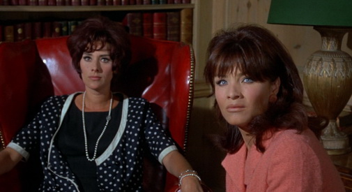 Corruption (1968) - Sue Lloyd, Kate O'Mara