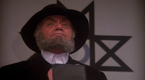 Deadly Blessing (1981) - Ernest Borgnine