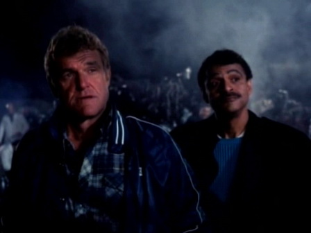 Deep Space (1988) - Charles Napier, Ron Glass