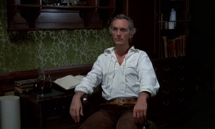 Mystery on Monster Island - Terence Stamp