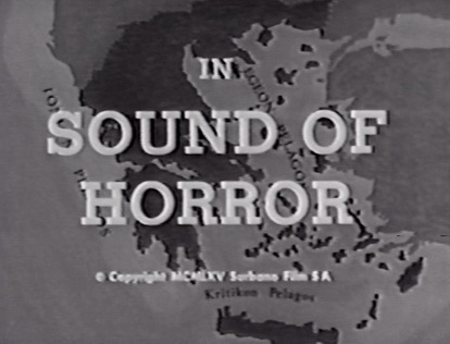 Sound of Horror (1966) 01