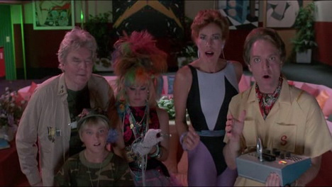 TerrorVision (1986) - Fun for the whole family!