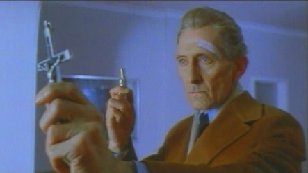 The Satanic Rites of Dracula - Peter Cushing