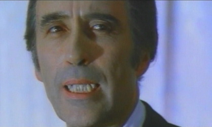 The Satanic Rites of Dracula - Christopher Lee