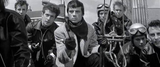 These are the Damned - Oliver Reed & the gang