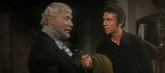 Web of the Spider (1971) - Peter Carsten, Anthony Franciosa