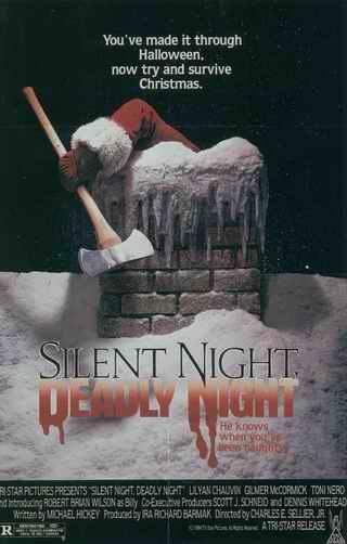 SILENT NIGHT- DEADLY NIGHT