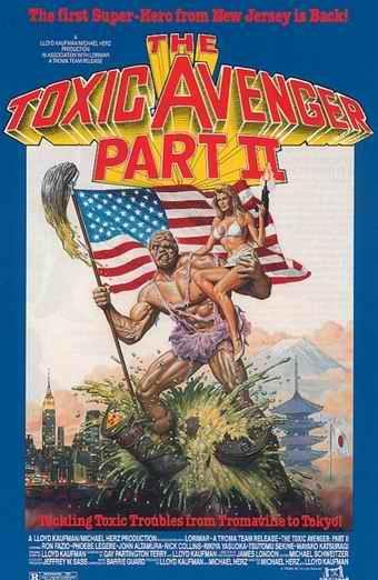 THE TOXIC AVENGER PART ��