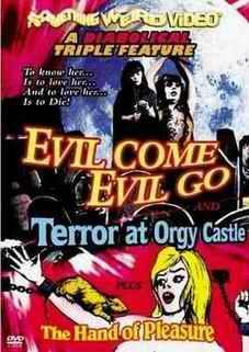 TERROR AT ORGY CASTLE