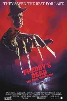 FREDDY�S DEAD: THE FINAL NIGHTMARE