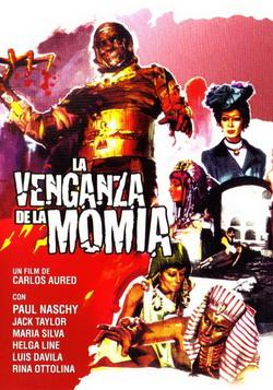 VENGEANCE OF THE MUMMY